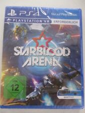 Starblood Arena PS4  (Sony PlayStation 4, 2017) Multiplayer