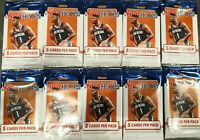 10 x Panini 2019 2020 Hoops Basketball GRAVITY FEED Packs 50 Cards Neon Green