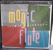 The Magic Flute Criterion NTSC 2x Laserdisc LD (NTSC) Bergman