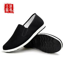 Vintage Martial Arts Shoes Trainers Canvas Bruce Lee Kungfu Wushu Sport Sneakers