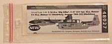 Dutch Decal 1/48 C-47B KLu, Avenger TBM-3SE, Meteor F.Mk.4, Meteor T-7 MLD 48027