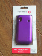 Samsung Galaxy Ace PURPLE Hard Protection Shell/Case/Cover. BRAND NEW/SEALED
