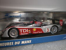Spark 0685 - Audi R10 TDI Team Joest LM 2008 #3 - 1:43 Made in China
