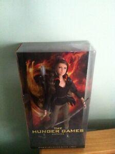 Barbie Hunger Games Black Label  KATNISS  NIB