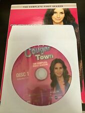 Cougar Town – Season 1, Disc 1 REPLACEMENT DISC (not full season)