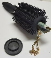 """Large 9"""" Hair Brush Secret Disguised Storage Fake Stash"""