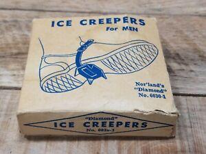 Nor'land's Diamond Ice Creepers For Women In Original Box No.6030-2 NIB