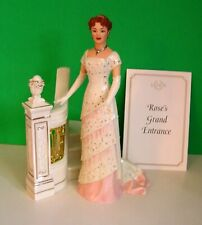Lenox Rose'S Grand Entrance Titanic Fashion Figurine New in Box with Coa