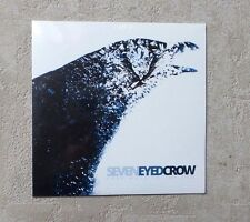 "CD AUDIO MUSIQUE / SEVEN EYED CROW ""DARK WAYS TO THE SEVEN"" 7T CD EP  2015 NEUF"