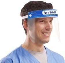 Gesichtsschutz Visier Gesichtsschutzschirm Augenschutz Spuckschutz Schutzschild