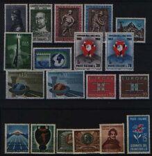 ITALIA - annata completa 1963 nuova    **