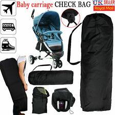 Waterproof Travel Bag Pushchair Buggy Umbrella Stroller Cover Pram Gate Check