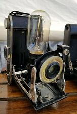 Agfa Ansco Folding Camera Edison Accent Lamp
