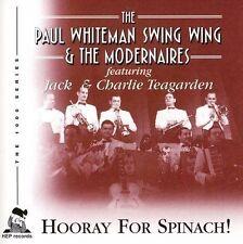 Hooray for Spinach - Paul Whiteman -(CD, Nov-2005, Hep (UK))-MINT