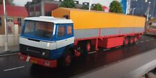 conrad / nzg camion semi-remorque 1:50 magirus fiat iveco italien code 3 truck L