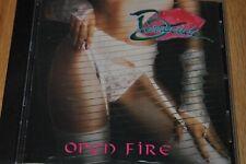 BARRACUDA Open Fire CD 1989 ROCK HARD ORG hair metal QUIET RIOT TNT hurricane