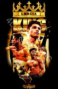 Ryan Garcia 4LUVofBOXING Poster New Boxing wall art KingRy