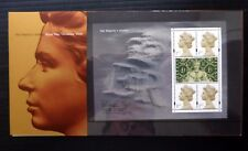 GB 2000 Her Majesty's Royal Mail M/Sheet Presentation Pack Cat £80 NB3900