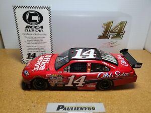 2009 Tony Stewart #14 Office Depot / Old Spice 1:24 NASCAR RCCA Club Car MIB