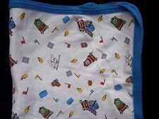 Thomas & Friends Tank Engine Train baby Receiving blanket Lovey
