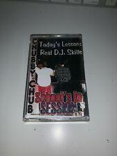 RARE! DJ Chubby Chub Schools in Session 97 NYC Hip Hip Mixtape Cassette Tape