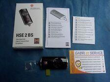 HORMANN Bisecur HSE2 868.35 MHz BS2 Bicanale BLACK NERO Transmitter Originale