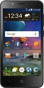 ZTE Zfive G   Simple Mobile   Prepaid Smartphone   16 GB   Brand New