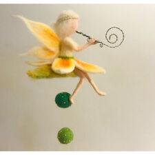 Christmas Fairy Needle Felting Kits uk Craft Kits 15cm Height Video Description