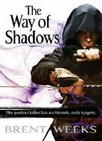 The Way Of Shadows: Book 1 of the Night Angel,Brent Weeks