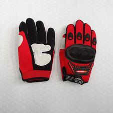 Kid PEEWEE Gloves (age 4 to 13) BMX Dirt Quad Bike Knight Motocross Glove