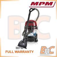 Wet/Dry Vacuum Cleaner Mpm MOD-22 Vira 2400W Full Warranty Vac Hoover Clean Home