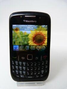 BlackBerry Curve 8520 Mobile Phone - Black - Unlocked