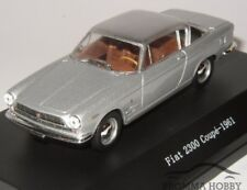 Fiat 2300 Coupé (1961) SILVER by STARLINE