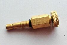 Verstellbare Leerlaufdüse lang 10-17 Typ 517 Bing Vergaser Puch und Zündapp