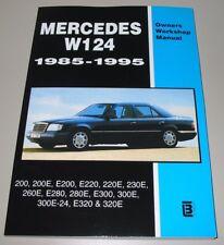 Werkstatthandbuch / Reparaturanleitung Mercedes W124 200 220 230 260 280 300 320