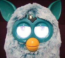 Hasbro Furby Aqua Man 2012 Collectible in Box 30 Day Warranty!!