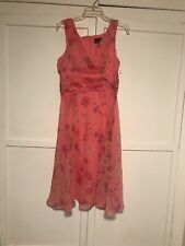 Summer Casual Floral Dress Size 14