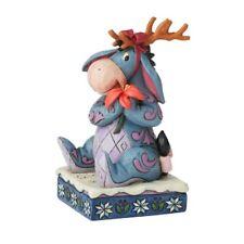 Jim Shore Disney Traditions Eeyore Christmas Personality Figurine 6002844 New