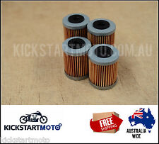 Oil Filters for KTM 400SX 400EXC 450SX 450XC 450EXC (Twin Pack) 400 450 SX EXC