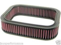 K&N HIGH FLOW PERFORMANCE AIR FILTER ELEMENT E-2925