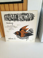 Dylan Thomas Reading Volume II 1957 Caedmon TC 1018  Poem On His Birthday