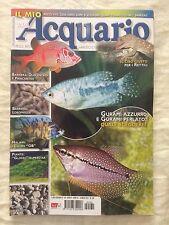 IL MIO ACQUARIO n.160 anno 2012 rivista di pesci rettili piante invertebrati...