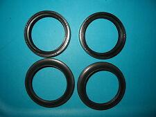 Fork seals & Wipers Kawasaki 98-03 ZX900 Ninja ZX-9R Dust boots 15-6012