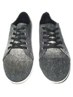 Woolrich Mens Size 11 Hombre Charcoal Gray Wool Lace Up Strand Sneaker Cuasual