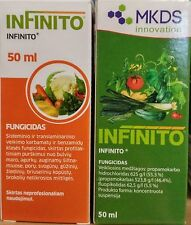 50 ml BAYER MKDS INFINITO FUNGICIDE HEALING/PROTECTIVE CONCENTRATE HIGH QUALITY