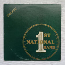 1st National Band Daylight lp,EXTREMELY RARE,SOUTHERN ROCK,NO HOLE MARKS,EXC. C!