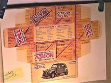 REPLIQUE BOITE CITROEN 2CV 1958/60 NOREV 1959