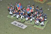 25mm napoleonic / wurttemberg - infantry 20 figs - inf (16182)