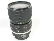 Nikon zoom Nikkor 28-85mm 1:3,5-4,5 AIS de zoom Nikkor 3,5-4,5/28-85 mm AIS