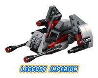 LEGO Star Wars - TIE Speeder - Battlefront II FREE POST